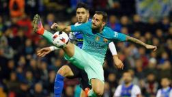 Barcelona empató 1-1 con Hércules por la Copa del Rey