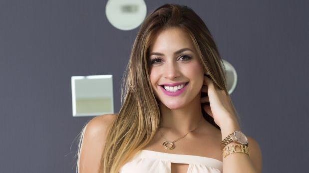 Milett Figueroa lució este traje en Miss Supertalent 2016