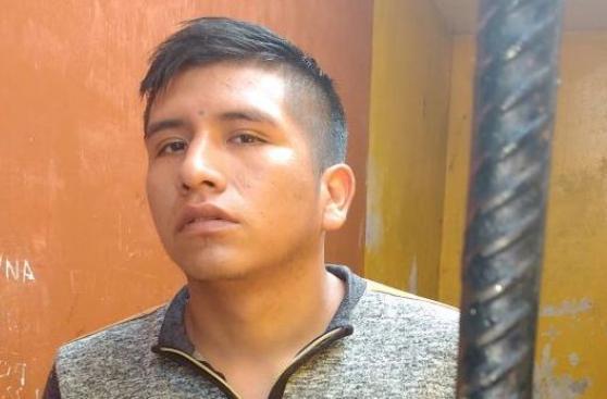 Acusados de asesinar a policía son llevados a Huaral