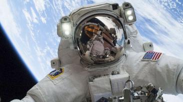 ¿Por qué los astronautas tienen problemas de visión?