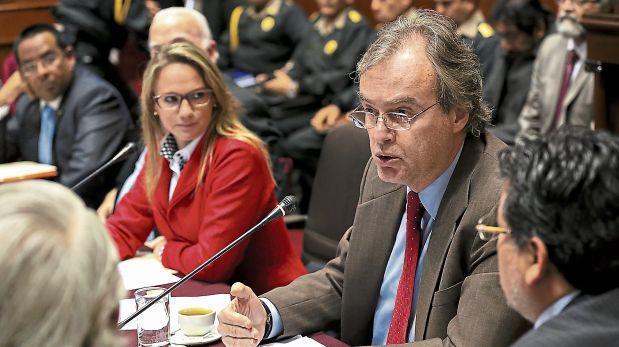 Jueces y fiscales de crimen organizado deben tener protección