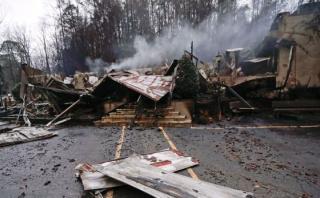 EE.UU.: Incendios forestales dejan 7 muertos y 45 heridos