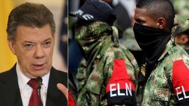 Colombia y ELN reanudarán diálogos el próximo 10 de enero