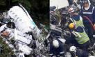 Chapecoense: Avión siniestrado incumplió plan de vuelo