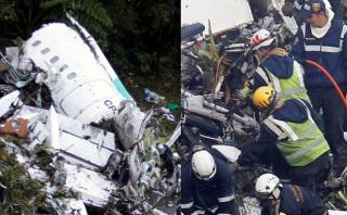 Chapecoense: Aerolínea responsabilizó a piloto por la tragedia