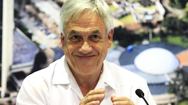 Chile: Piñera lidera sondeo para elección presidencial