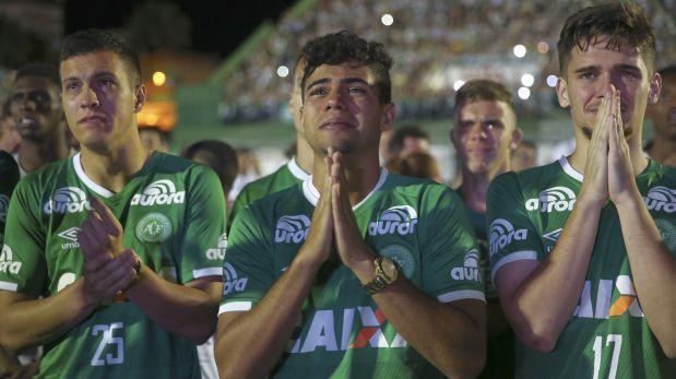 Chapecoense: CBF le pide jugar última fecha del Brasileirao