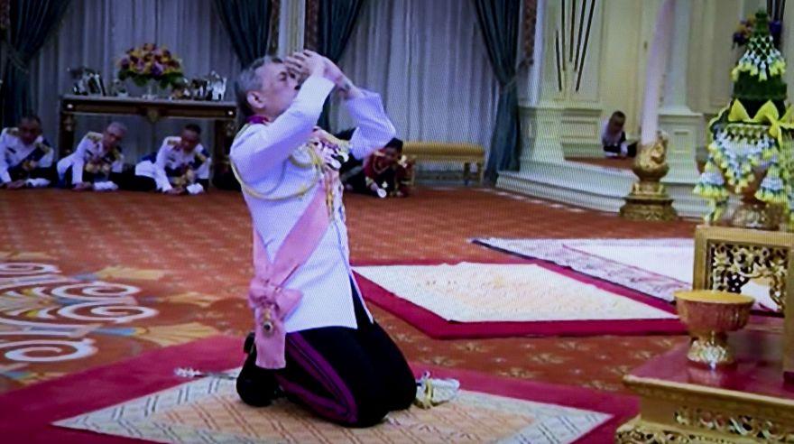 El nuevo rey de Tailandia será proclamado este jueves