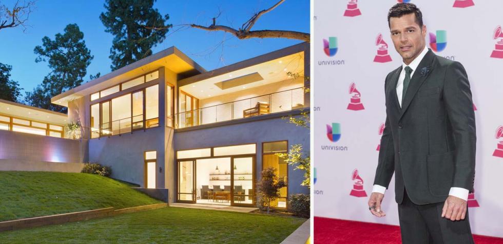Conoce la casa que  compró en Los Ángeles