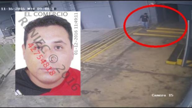 Larcomar: hombre buscado por la policía acudió a fiscalía