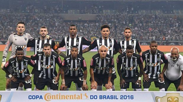 Atlético Mineiro prefiere sanción a jugar contra Chapecoense