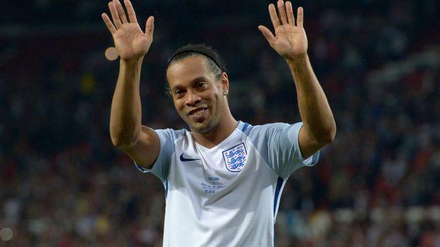 Ronaldinho y la campaña en redes para que juegue en Chapecoense
