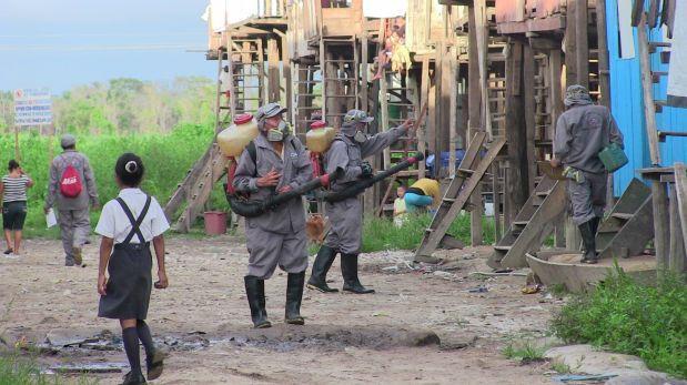 Zika en Perú: 83 casos confirmados en la región Loreto