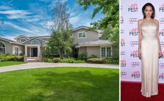 Casa de soltera: Conoce la nueva mansión de Angelina Jolie