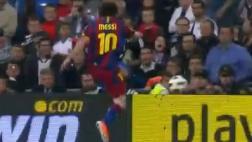 El pelotazo de Lionel Messi que indignó al Real Madrid [VIDEO]