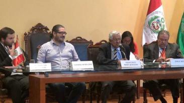 Democracia Digital: fotos del encuentro de expertos