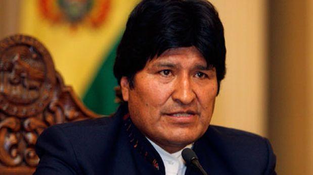 """Bolivia: Evo acepta ayuda por sequías, pero """"sin condiciones"""""""