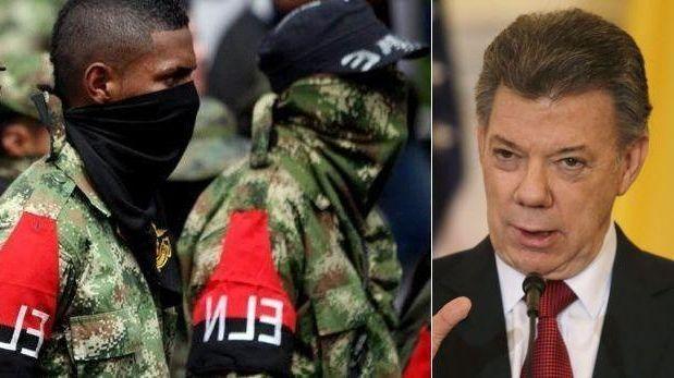 """ELN: Gobierno no """"está interesado en solución del conflicto"""""""
