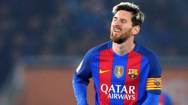 Lionel Messi busca acabar con esta mala racha ante Real Madrid