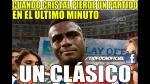 Municipal vs. Cristal: los memes que dejó la victoria edil - Noticias de franois gallardo