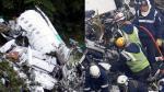 Chapecoense: Aerolínea responsabilizó a piloto por la tragedia - Noticias de pasajero