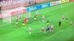 Guardameta marcó golazo de chalaca en el último minuto [VIDEO] - Noticias de orlando pirates
