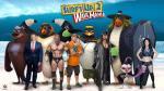 """Estrellas de la WWE tendrán versiones animadas en """"Surf's Up"""" - Noticias de ola john"""