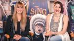 """Ha*Ash invita a sus fans peruanos a ver la película """"Sing"""" - Noticias de rock"""