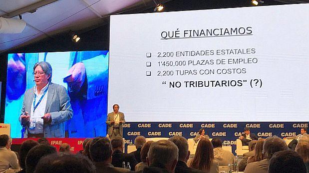 CADE 2016: Trámites excesivos y su relación con la corrupción