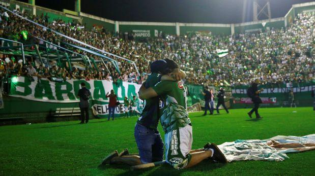 Chapecoense tomó decisión sobre último partido en Brasileirao