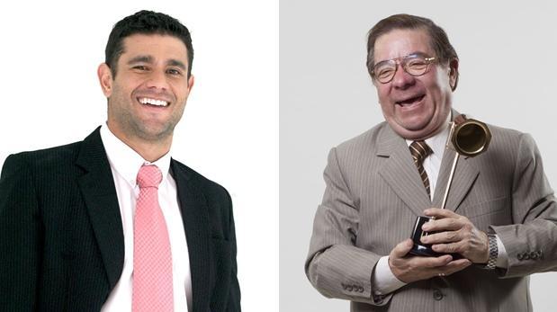 Yaco Eskenazi revela que está en TV gracias a Efraín Aguilar