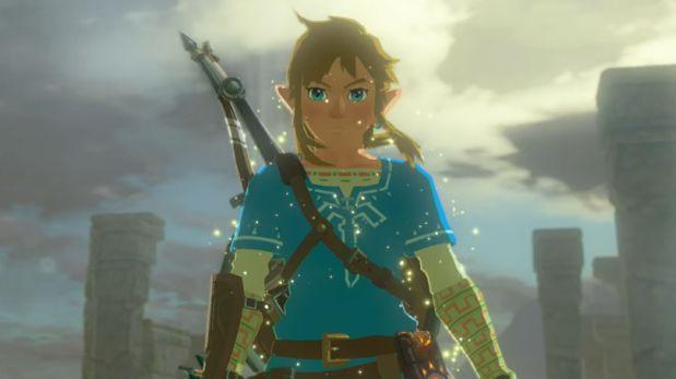 The Legend of Zelda: Breath of The Wild presenta nuevo avance