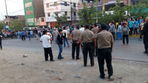 Ate: Policía confirma que mujer murió de un balazo en Huaycán