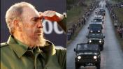 Cenizas de Fidel Castro, cerca de su destino final [EN VIVO]