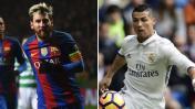 Barcelona vs. Real Madrid: clásico en el Camp Nou por la Liga