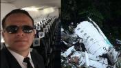 [BBC] Quién era el piloto del avión del Chapecoense