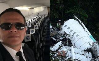 [BBC] Quién era el piloto del avión transportaba al Chapecoense