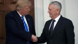 Trump nombra al general James Mattis  secretario de Defensa