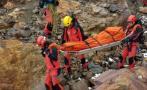 Áncash: alpinista alemán murió en nevado Mateo en Carhuaz