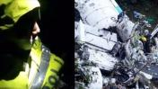 Chapecoense: Así fue el rescate de un sobreviviente [VIDEO]