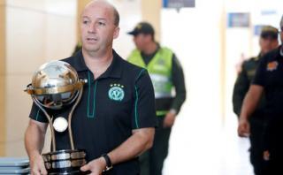 Chapecoense: Santa Fe otorgó Copa Sudamericana a club brasileño