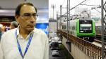 MTC: Queremos que en dos años se empiece la línea 3 del Metro - Noticias de miraflores