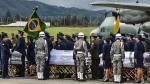 Chapecoense: Víctimas de la tragedia son repatriadas [FOTOS] - Noticias de raquel pomplun
