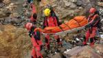 Áncash: alpinista alemán murió en nevado Mateo en Carhuaz - Noticias de johanna stephanie poon pajuelo