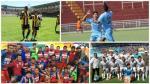 Copa Perú 2016: los resultados de la fecha 1 de la 'Finalísima' - Noticias de edwin martinez