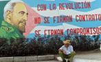 La Cuba profunda vive con intensidad la muerte de Castro