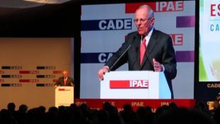 CADE 2016: El presidente de la República clausuró el evento