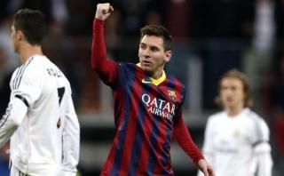 Messi, un jugador que nació para enfrentar al Real Madrid