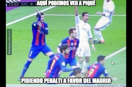 Barcelona vs Real Madrid: memes tras disputado clásico español