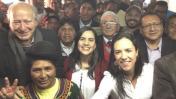 Mendoza dice que su nuevo partido no se aleja del Frente Amplio